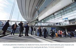 Guerre anti-vaccin : incendie du centre de vaccination de Gap et sabotage à Bordeaux