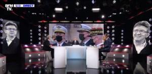 Valeurs actuelles publie une nouvelle tribune de militaires, Mélenchon promet de « purger l'armée des factieux »