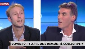 Seconde vague, politique sanitaire : à court d'arguments, Blachier insulte le Pr Toussaint