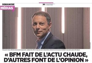 François Rollin accuse Patrick Cohen de nettoyage politique à France Inter