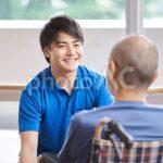 """<span class=""""title"""">笑顔は言葉を超えたコミュニケーション</span>"""