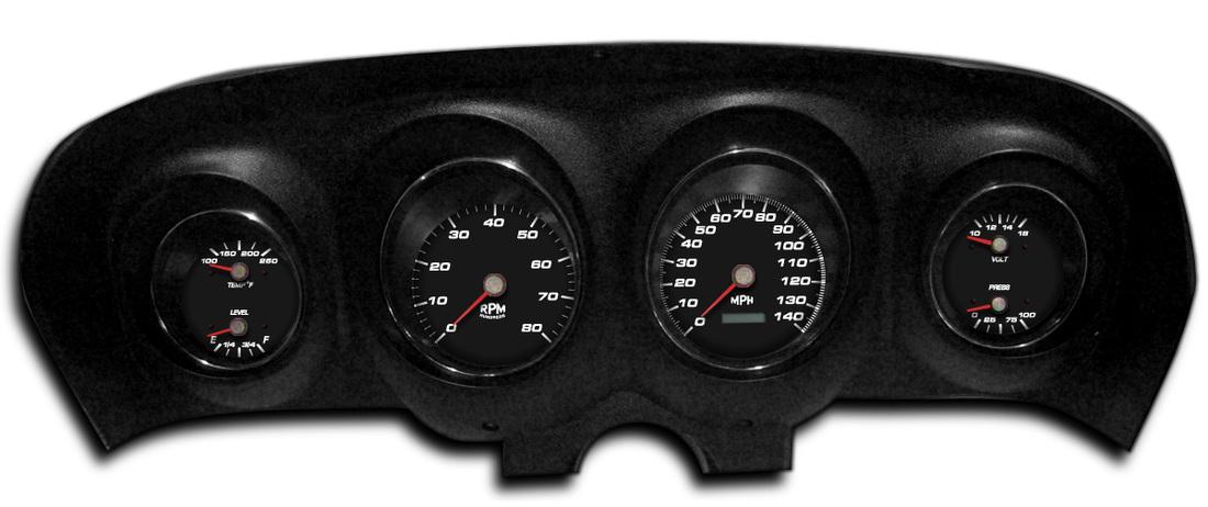 1969 Corvette Wiring Diagram 69 70 Mustang Packages Egaugesplus