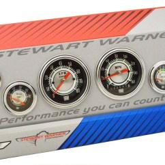 Stewart Warner Gauges Wiring Diagrams Ge Front Load Washer Diagram Original Green Line Tachometer