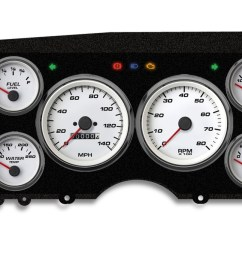 86 93 s 10 15 performance white mech speedometer 90101 03 [ 1280 x 689 Pixel ]