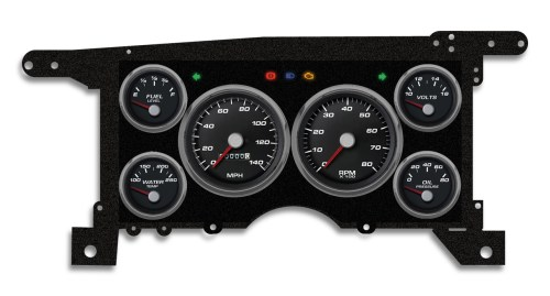 small resolution of 86 93 s 10 15 performance black mech speedometer 90101 01