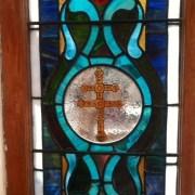 Decorative-Panel-Irish-Emblem-close-up