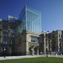 Canadian Museum of Nature in Ottawa, Ontario