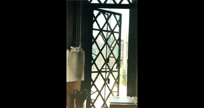 Hart House University of Toronto EGD Glass Restoration - Window Replace Hardware