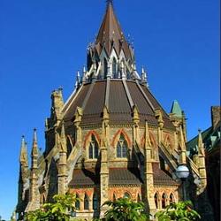 Library of Parliament, Ottawa, Ontario
