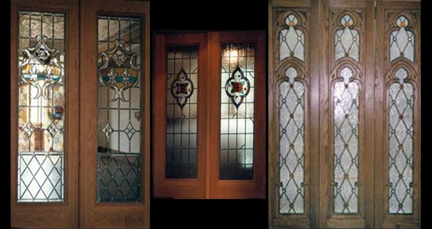 Private Residence Historical Replication Toronto EGD Glass New Work Windows
