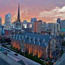 St. Michael's Cathedral, Toronto, Ontario