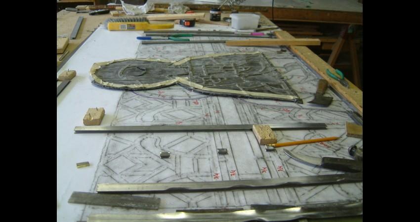 St. Joseph's Health Care Centre Toronto EGD Glass Stained Glass Restoration 3