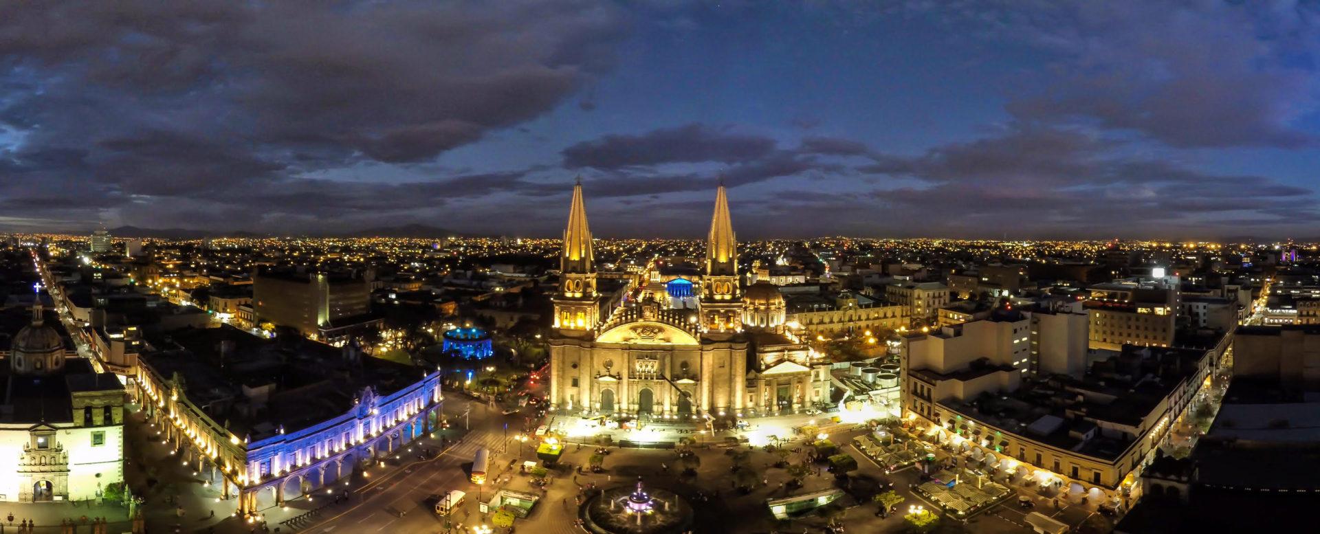 Master Plan Centro Histrico de Guadalajara  EGEA