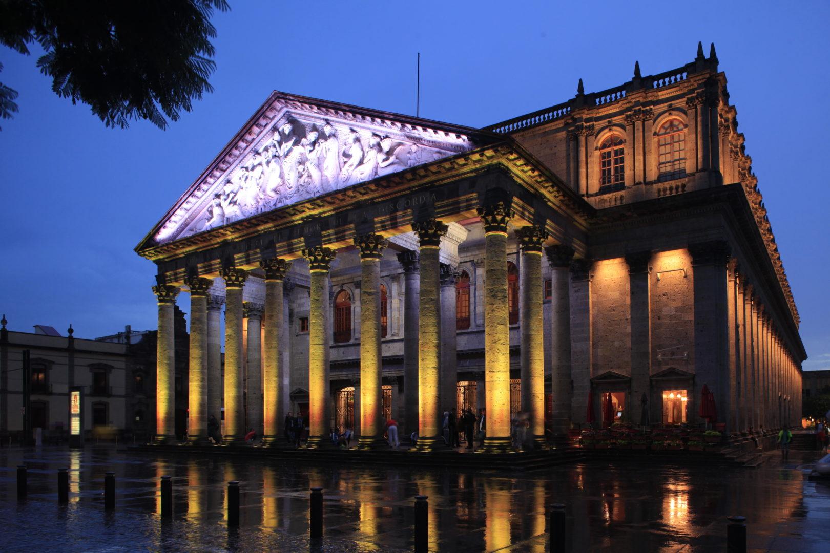 Teatro Degollado  EGEA