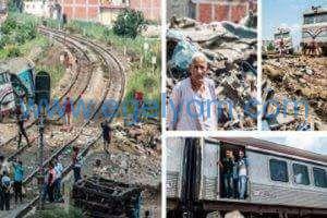 مصدر بالسكة الحديد يكشف عن مفاجآت كارثية عن سائق القطار المتسبب في حادث تصادم الإسكندرية |