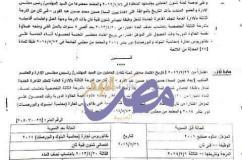 الكوسة والواسطة  فى تسويات العاملين الحاصلين على مؤهلات عليا بالشركة القابضة لكهرباء مصر  