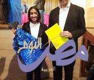 فوز الإعدادية مريم بالمرتبة الثانية بالفضاء الثقافي محمود المسعدي بالعاصمة تونس - مارس 11, 2018