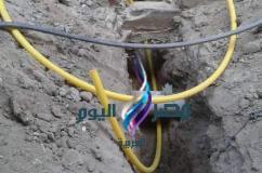 محافظ الشرقية يتابع سير أعمال توصيل الغاز الطبيعى بمركز ومدينة فاقوس  