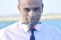 الاعلامى محمد هشام يستقبل 2019 بشكل جديد |