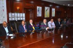 محافظ الأقصر يستقبل وفد من وزارة التضامن الأجتماعى لمناقشة مشروع 2 كفاية |