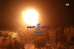 نجاح الجهود المصرية في وقف إطلاق النار |
