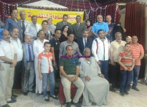 النائب أبو العباس فرحات تركي يفتتح جمعية المناداة للتنمية |