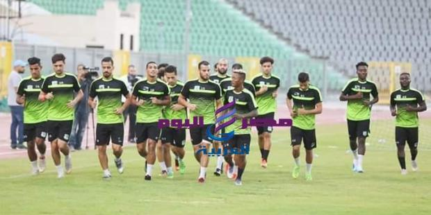 """المصري ينتظم بمعسكره المغلق بالاسماعيلية و32 لاعبا"""" بقائمة الفريق  """