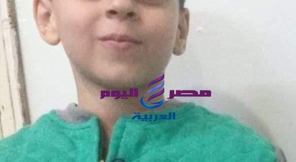 سقوط قاتل الطفل أحمد سيف الأحمر في قبضة رجال الامن بقنا |