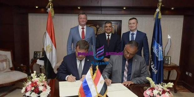 بروتوكول التعاون ينص على دراسة إنشاء ترسانة جديدة لبناء وإصلاح السفن بمنطقة الجونة ببورسعيد