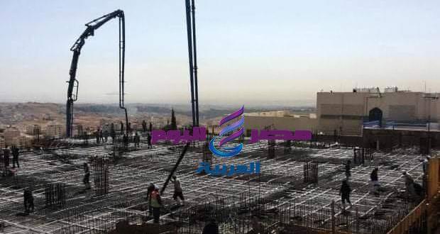 مبني من ٢٥ طابق بماسبيرو  