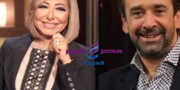 الفنان كريم عبد العزيز ضيف لميس الحديدي اليوم |
