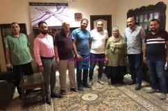 المهندسة سوسن يوسف رئيس مركز و مدينة المنصورة فى خدمة المواطن |