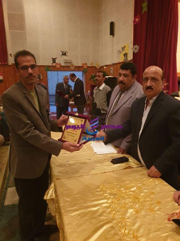 تكريم الشهيد الرائد كريم فرحات بإحتفالية حزب مستقبل وطن |