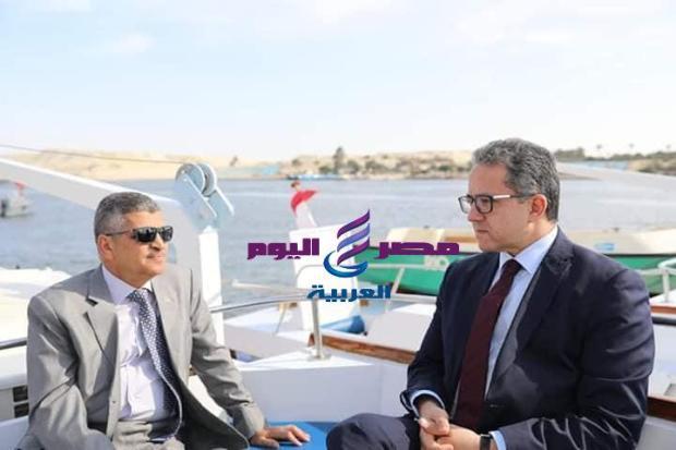 مشاركة وزير الاثار في الاحتفال بمرور 150 عام علي افتتاح قناة السويس |