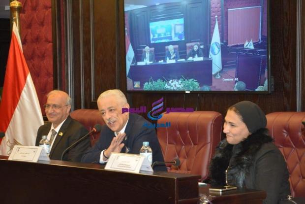 الدكتور طارق شوقي يستعرض تجربة مصر في تطوير التعليم |