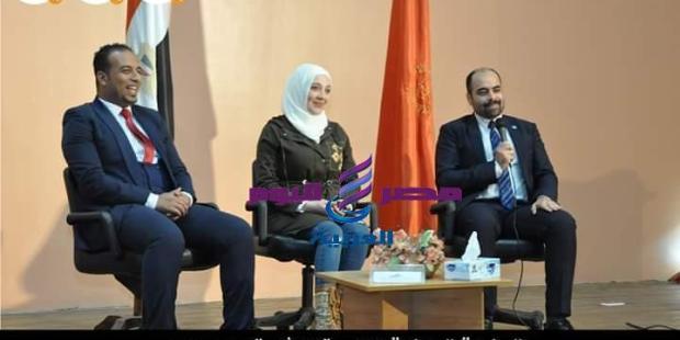 فعاليات افتتاح المنحة الدولية للتنمية البشرية برعاية أكاديمية أيديا للتعليم الحر ببورسعيد |