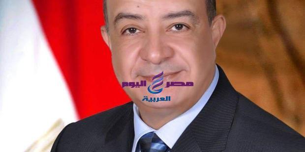 صلاح عقيل مهنئًا رجال الشرطة بعيدهم: «قدمتم أرواحكم الغالية فداءً لمصر الغاليه