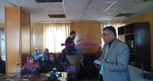 يوم علمى بنقابة اطباء الغربية عن فيروس كورونا | فيروس كورونا