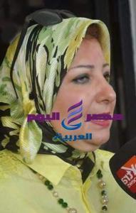 الدكتوره نسرين عمر عميدا لطب المنصوره