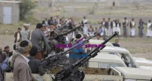 """أنصار الله"""" تعلن التصدي لطائرات سعودية وإماراتية شرق صنعاء."""