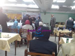 لمسة وفاء لشهيد الوطن من جمعية مكة للتنمية بدسوق
