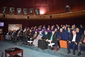بالصور: الحملة المصرية للتنمية المهارية والإعلام السياسي بمتحف الطيران المصري