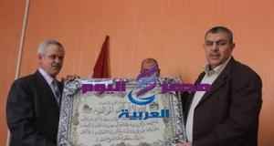 رئيس مدينة دسوق ل- هانى البشبيشى شكرا لتفانيكم وإخلاصكم | رئيس