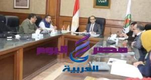 إنجازات المبادرة الرئاسية حياة كريمة علي طولة اجتماع نائب محافظ سوهاج اليوم | الرئاسية