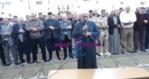 بالصور..الألاف يشيعون جنازة فدائية بورسعيد إلى مثواها الأخير | بالصور..الألاف يشيعون جنازة