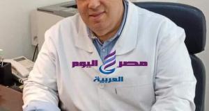 وفاة اول طبيب مصري مصابا بكورونا ببورسعيد | وفاة اول طبيب مصري
