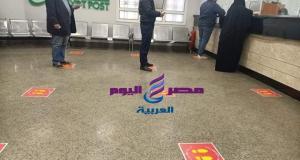 المدارس ومكاتب البريد تشارك في صرف معاشات أبريل ببورسعيد | البريد