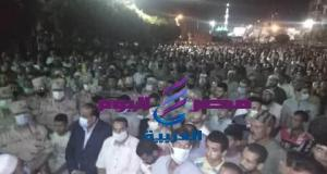 محافظ كفر الشيخ ينعى الشهيد رقيب أول عبد الرحمن الشهاوى
