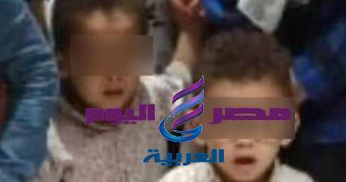 """يوسف و ياسين طفلين توأمين غرقا في ترعه """"بمدينه ديرب"""