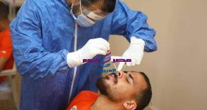 16 حالة إصابة بفيروس كورونا في لاعبي المصري والجهاز الفني | إصابة بفيروس